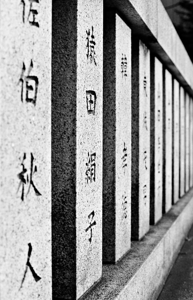 Tokyo, Kabuki-chou<br /> August 2008<br /> <br /> Tri-X 400