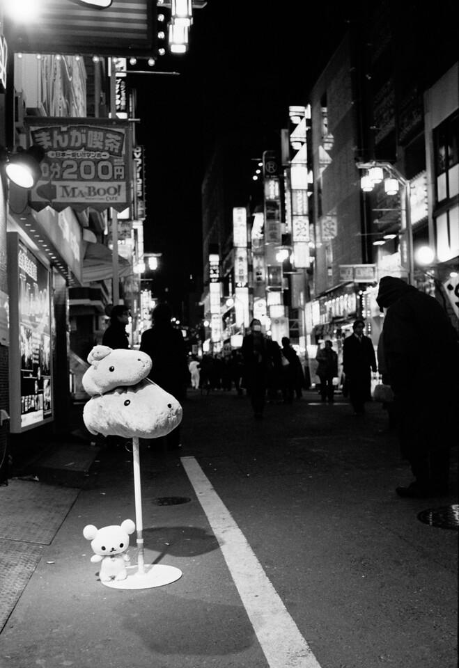 Tokyo, Kabuki-chou<br /> March 2008