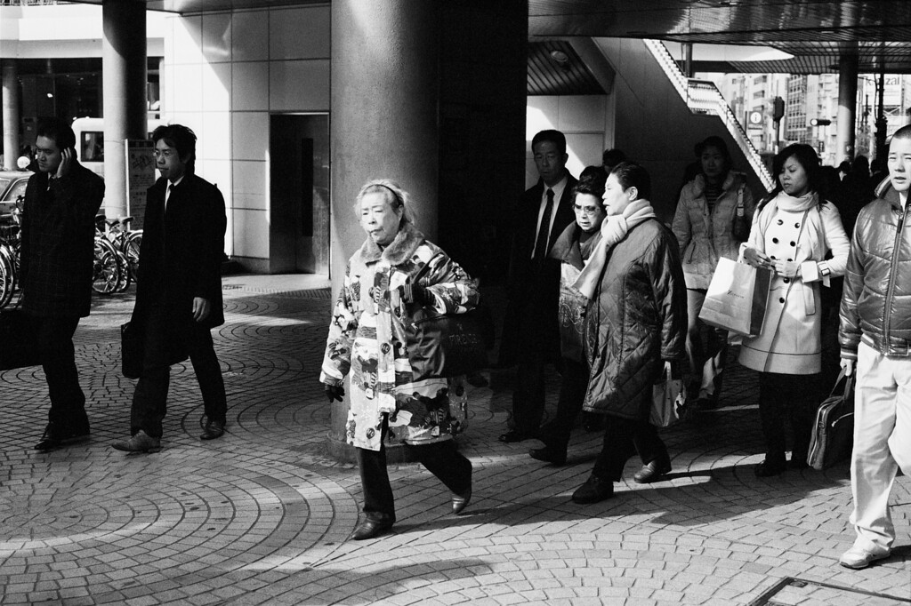 Tokyo, Shinjuku<br /> March 2008