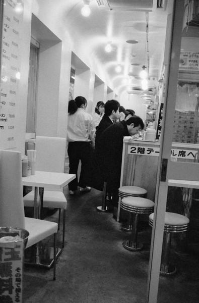 Tokyo, Shinjuku <br /> Kabuki-chou <br /> March 2008<br /> <br /> Ilford Delta 3200