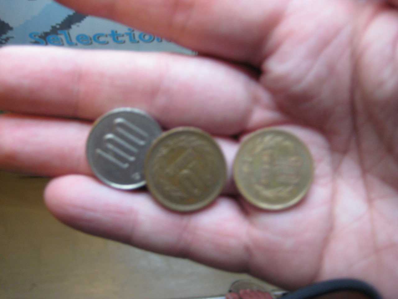 120 yen