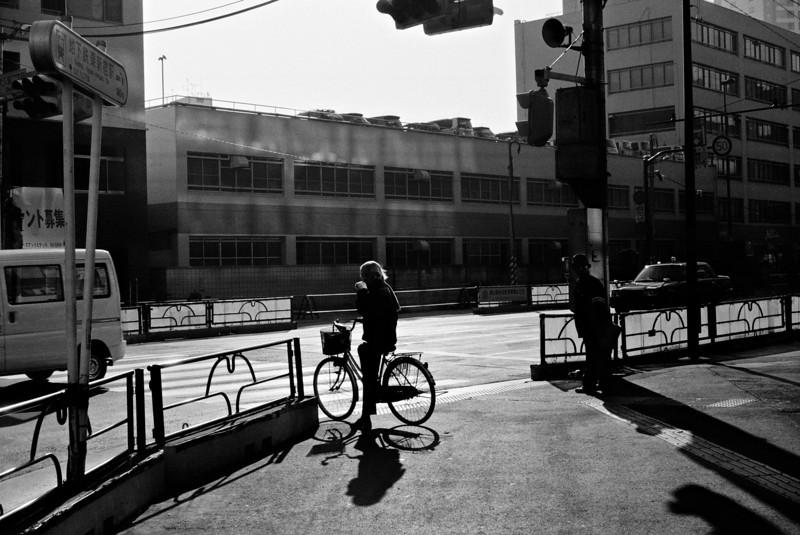 Tokyo, Okubo <br /> December 2008 <br /> <br /> Ilford FP4 Plus 125, iiif