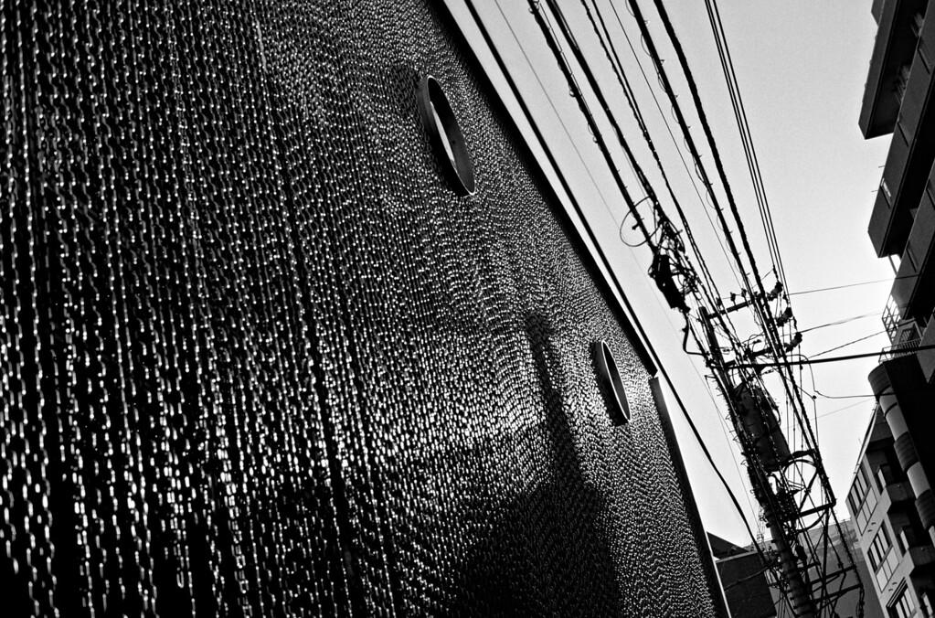 Tokyo, Takadnobaba <br /> December 2008 <br /> <br /> Tri-X 400, FM2