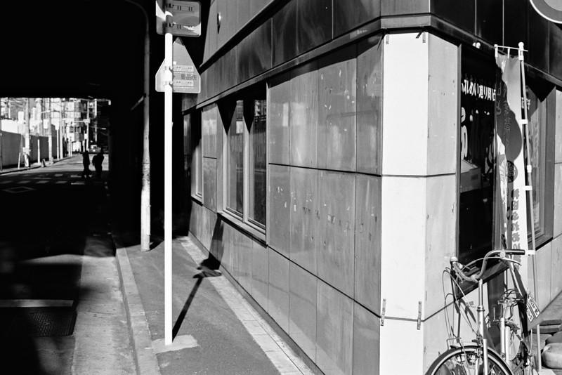 Tokyo, Kanda <br /> January 2009 <br /> <br /> Tri-X 400, FM2