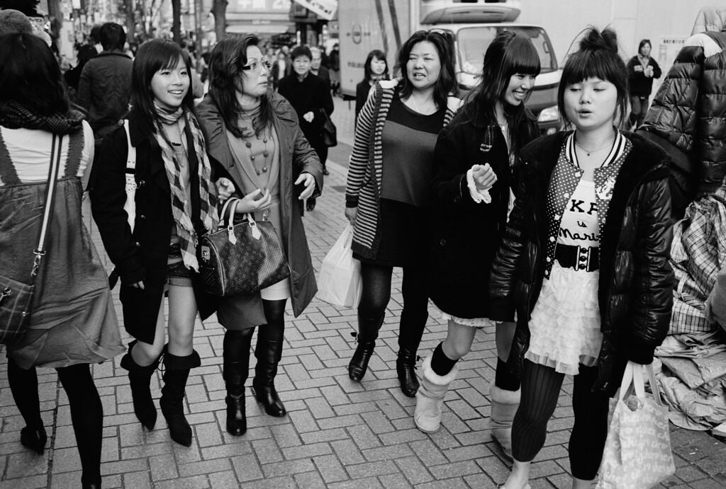 Tokyo, Shinjuku <br /> March 2009 <br /> <br /> Tri-X 400, 7NE