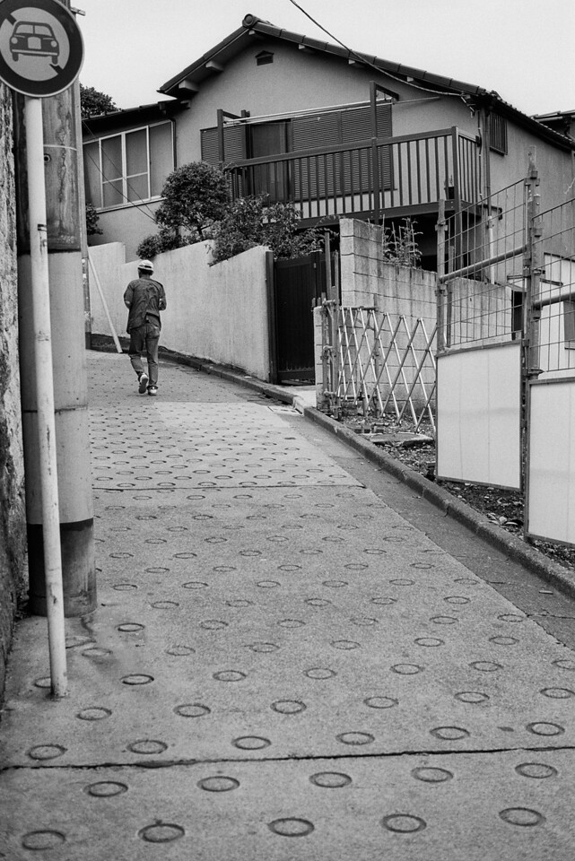 Tokyo, Nakano July 2009 Tri-X 400, iiif