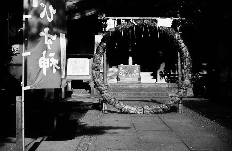 Tokyo, Kabuki-chou <br /> June 2009 <br /> <br /> Tri-X 400, iiif