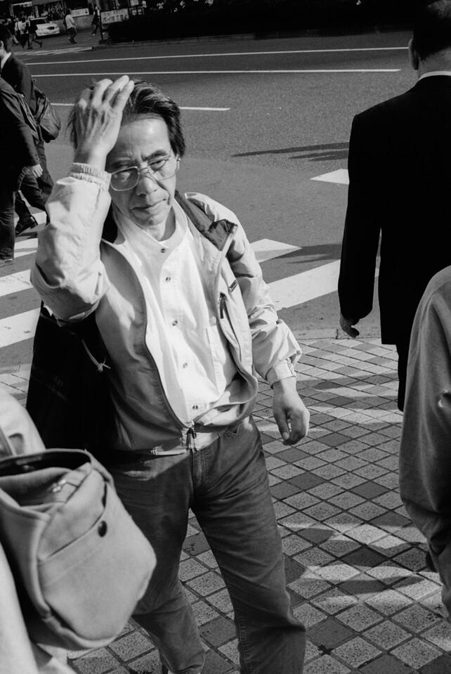 Tokyo, Shinjuku, October 2009, Tri-X 800, iiif