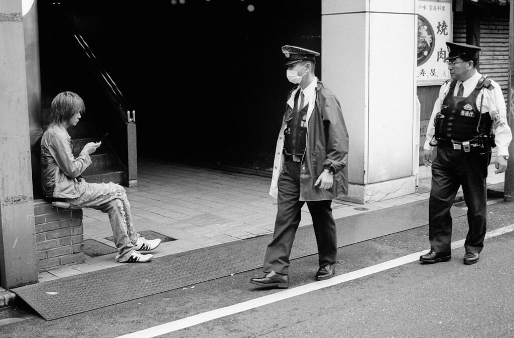 Tokyo, Kabuki-chou, October 2009, Tri-X 800, iiif