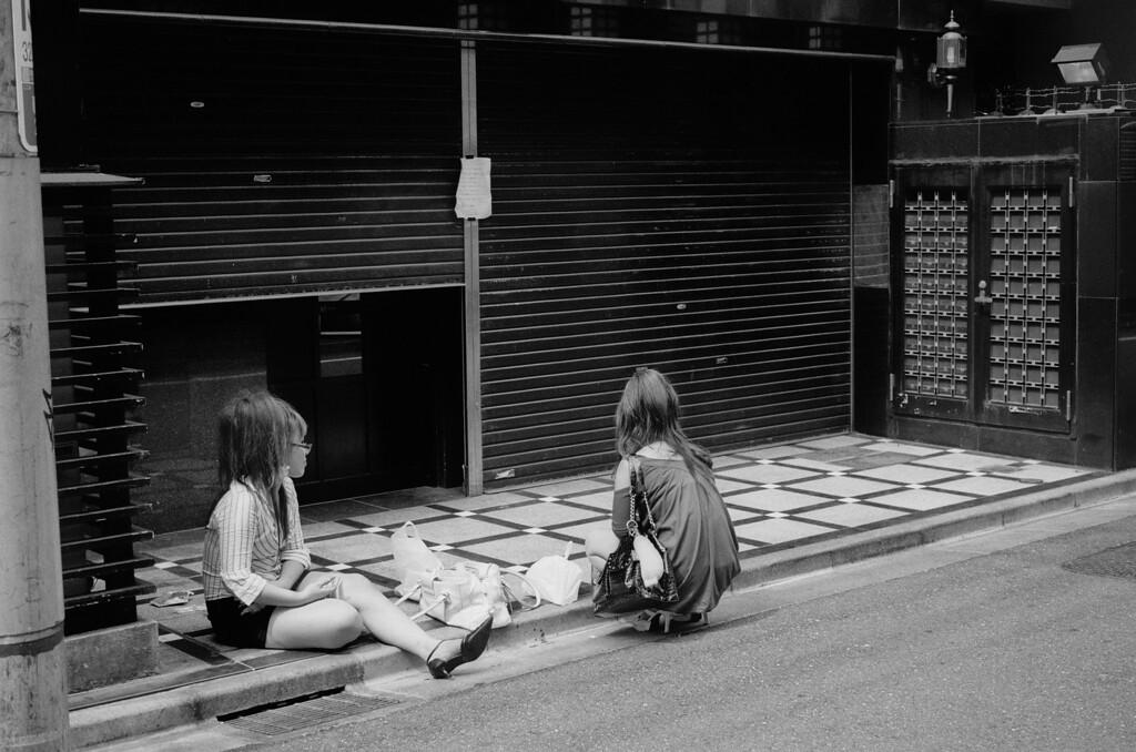 Tokyo, Kabuki-chou, September 2009, Tri-X 800, iiif