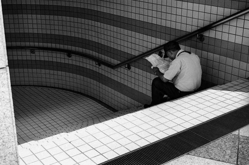 Tokyo, NIshi-Shinjuku, August 2009, Tri-X 800, iiif