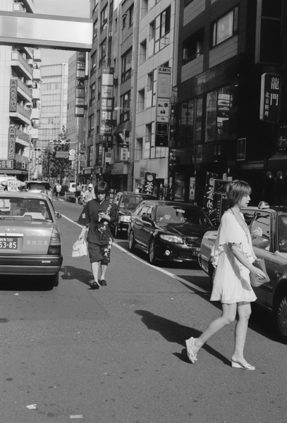 Tokyo, Kabuki-chou, August 2009, Tri-X 800, iiif