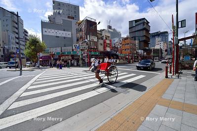 Asakusa Tokyo Japan