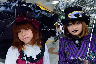 Costumes, Harajuku, \