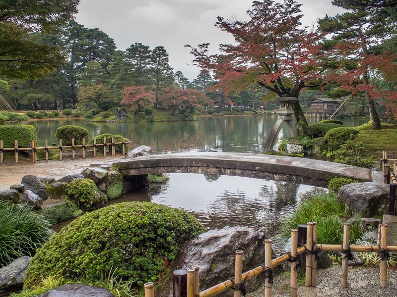 Kanazawa, Japan gardens