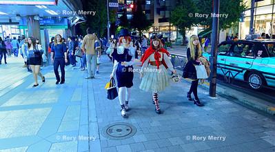 Japan Tokyo and Kyoto Shoot Oct Nov 2013