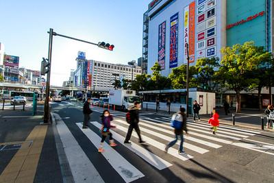 Kawasaki, Tokyo