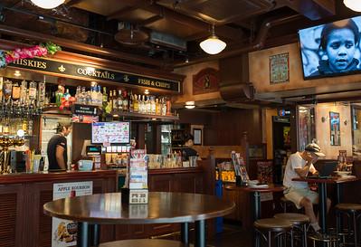 British pub in Kyoto