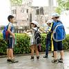 Hiroshima. The memorial Dome. 3