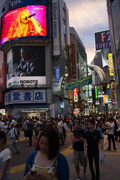 Tokyo Nights. 1