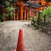 Fushimi Inari Shrine. 4