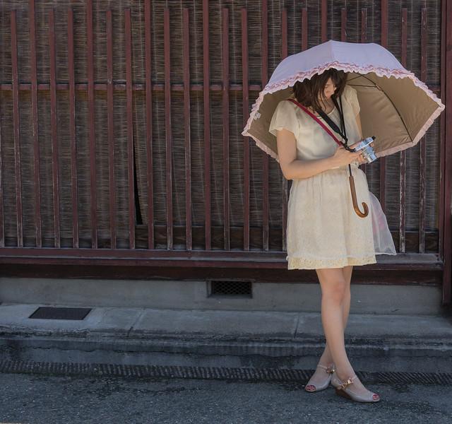 Street Photographer. Kanazawa.