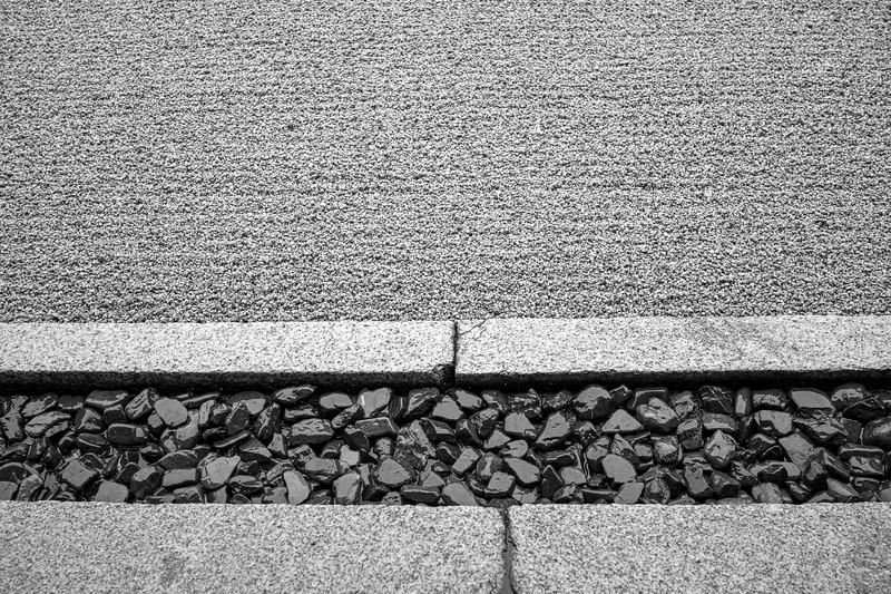 Ryōan-ji. Kyoto.
