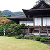 Up higher in Arashiyama, a house built by a silent movie start, with magnificant gardens around.