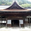 Mt Koya, Koyasan, an overnight in a monastery, a special experience. As in the traditional ryokan, this is Japanese-y, with tatamis and futons, common baths and Japanese food.