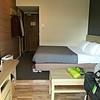 My little room at Sakura Terrace Hotel - Kyoto