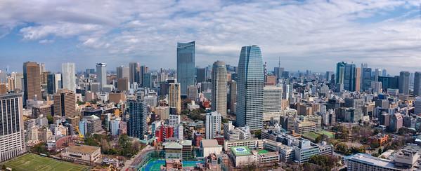 Panorama-TokyoTower-13 frames-