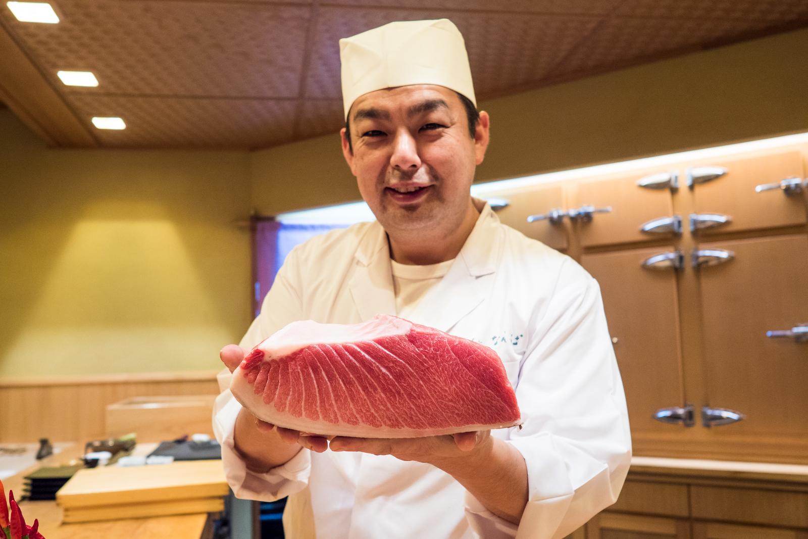 Sushi Namba