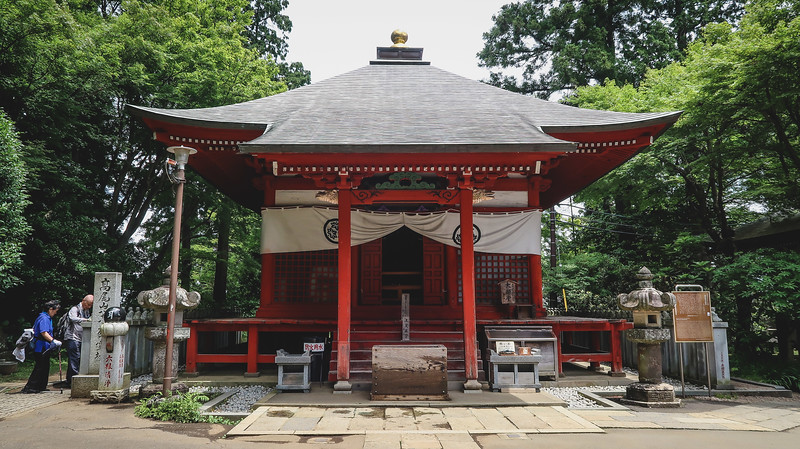 If you're looking for easy Tokyo day trips in search of nature, Mount Takao should be right at the top!