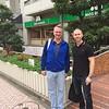 Scott and Tom (Shibuya Mosburger)