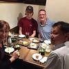 Shinjuku Izakaya with Roxanne and Shintaro