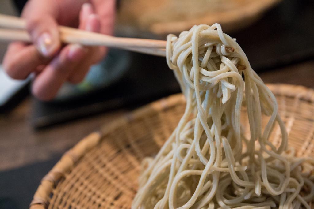 Narutomi Soba Restaurant