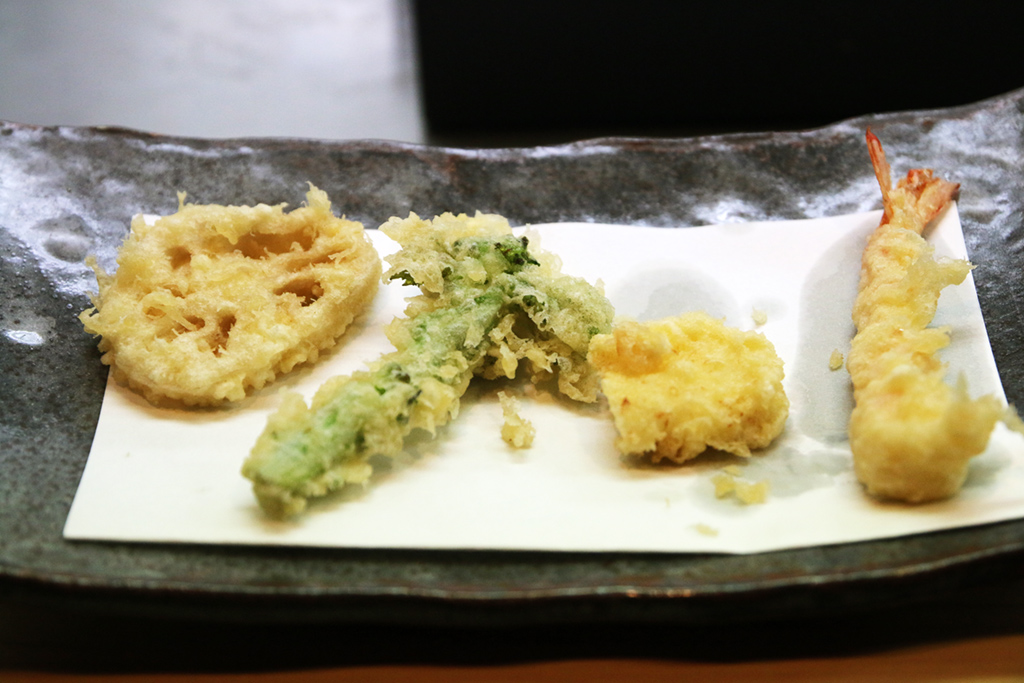 japanse tempura tenmatsu X2 Tenmatsu   One of the Best Tempura (天ぷら) Restaurants in Tokyo