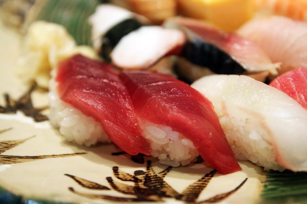 Akami tuna