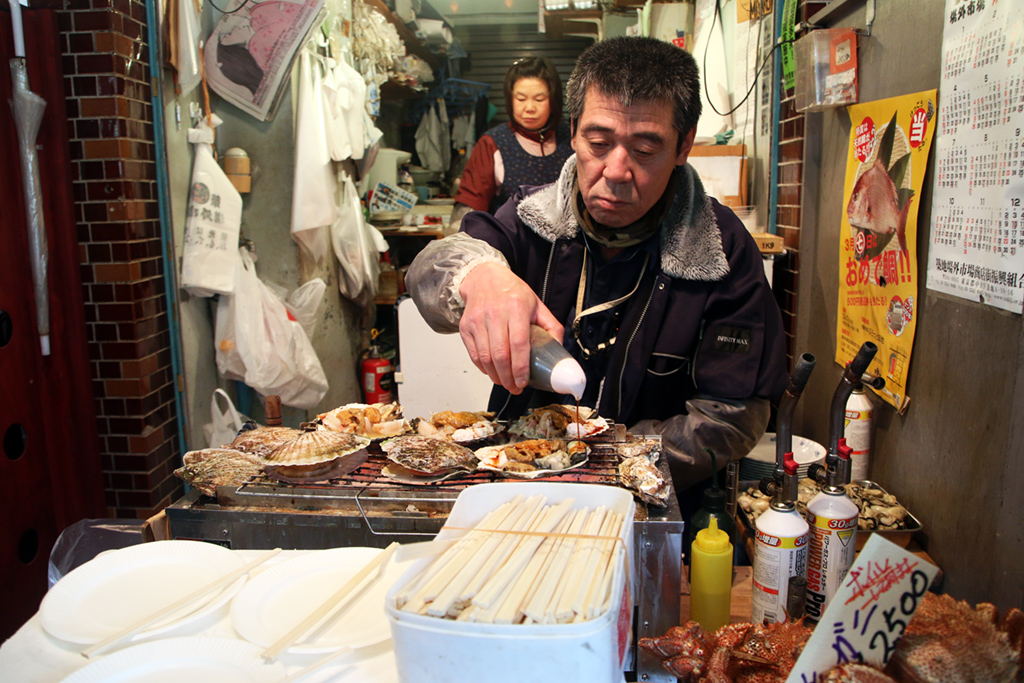 tokyo street food X2 Have You Ever Wondered How Cod Sperm Tastes? (I Never Did, Until I Tried This Without Knowing)