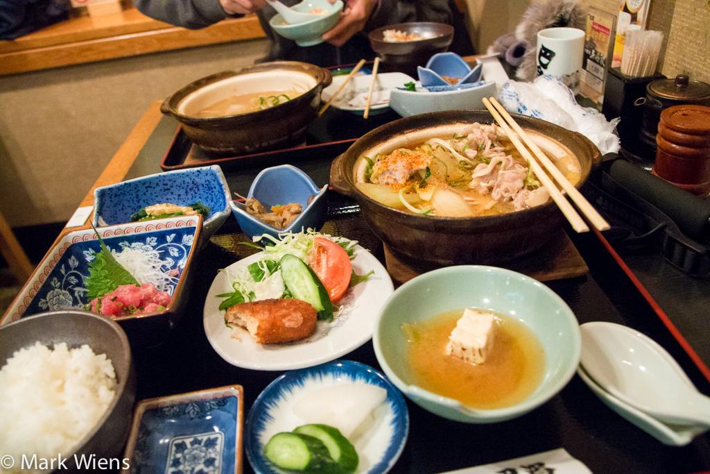 Best food in Tokyo