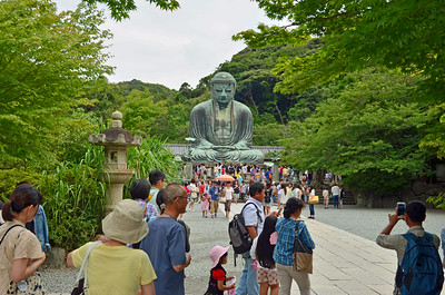 Sunday is a Major Draw to Daibutsu