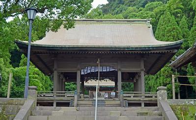 Temple in Kagoshima