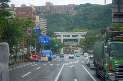 Tori Gate of Kagoshima