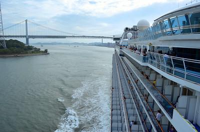 Long Ship of Balconies