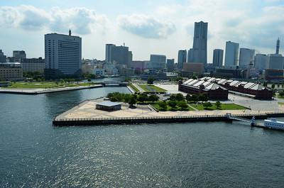 Preparing to Leave Yokohama
