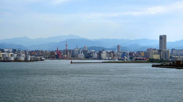 Downtown Kitakyushu