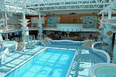 Inside Neptune Pool