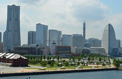 Downtown Yokohama