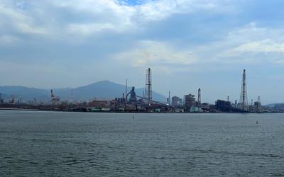 Heavy Industry in Kitakyushu City