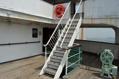 Ladder to the Bridge